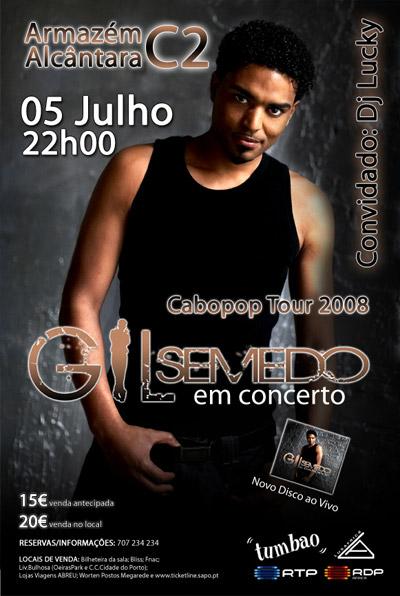 Gil Semedo - Cabopop