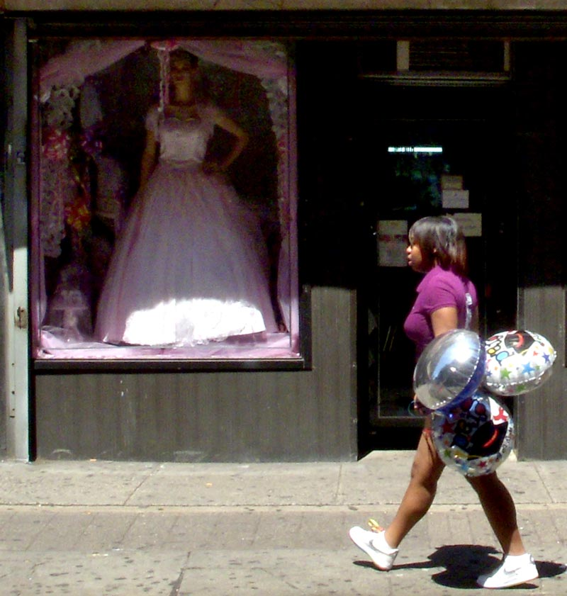 Bridal Shop on Clinton St.