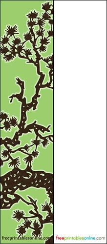 Free Printable Bookmark