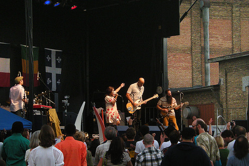 Dengue Fever at La Fête de Marquette