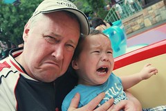 we were not happy in the teacups