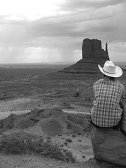 The Western side (pieroma) Tags: travel monument america cowboy monumentvalley viaggi esplora pieroma