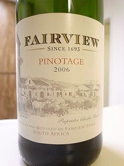 2006 Fairview Pinotage