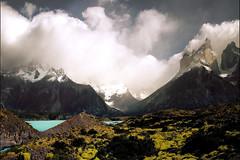 Another Payne (Bajy) Tags: chile park parque mountains del clouds landscape paisaje paisagem national nubes andes nuvens nacional montanhas montaas torres paine magallanes