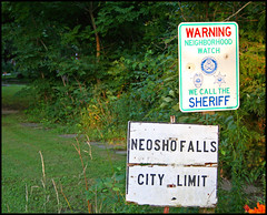 neosho falls city limit (john nolan photography) Tags: city abandoned john nolan ghost watch falls kansas sheriff neosho neghborhood
