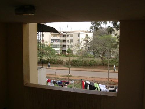 Window on Madaraka Estate