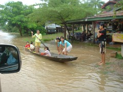 湄公河水災