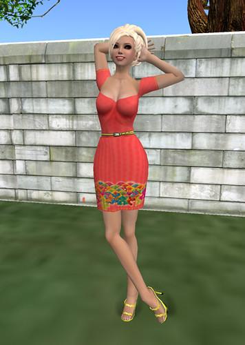 WigWamBam - Vague Japoneise - System Skirt
