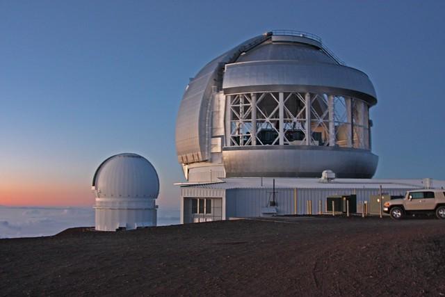 Mauna Kea Observatories 1712b