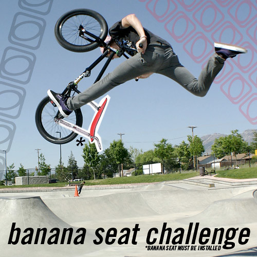 Banana Seat Challenge