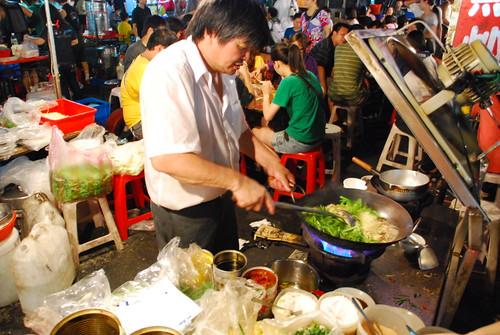 Hukou Monday Night Market