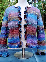 Noro Lizzy front - August 24, 2008