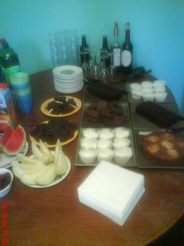Cakes for a party