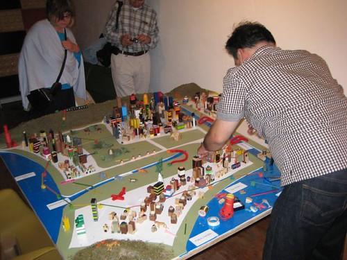 Model building w. visionary James Rojas