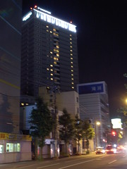 Sapporo night