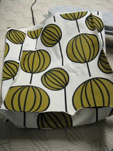 Cloth Grocery Bag Tutorial