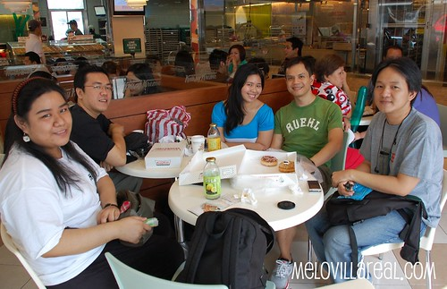 WordCamp Philippines 2008 Volunteers Meet