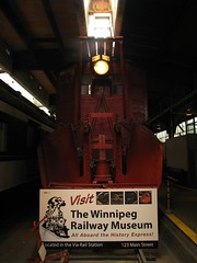 Winnipeg Rail Museum