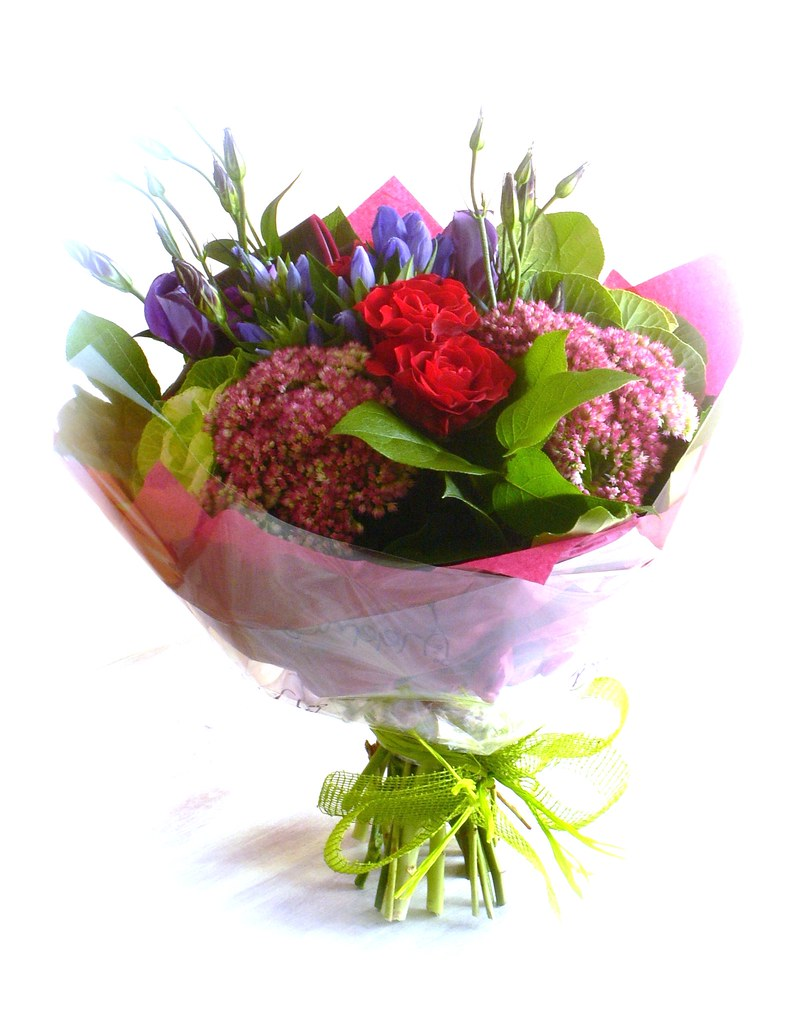 Gift Bouquet - Traditional Hand Tie
