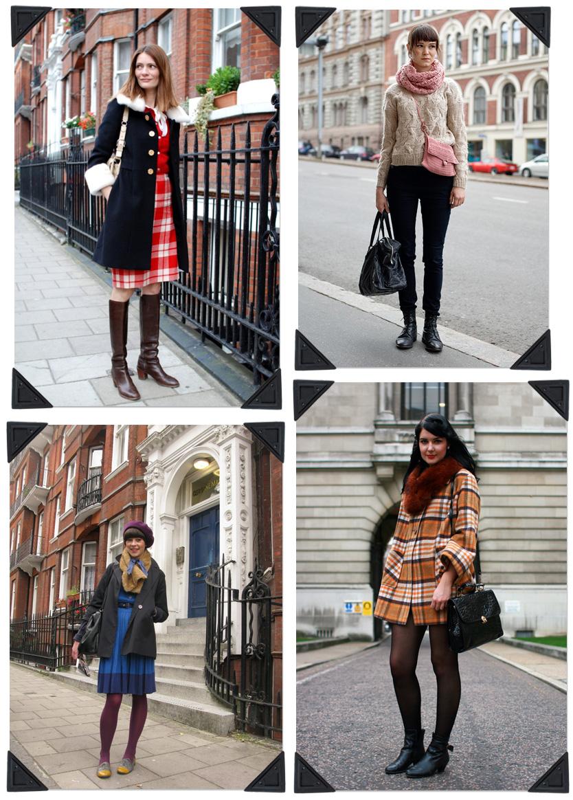 Sally Jane Vintage Street Style Inspiration