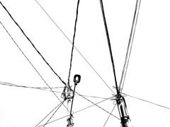 Vilagarcía de Arousa (carolus_croque) Tags: farola cables ge challengefactory