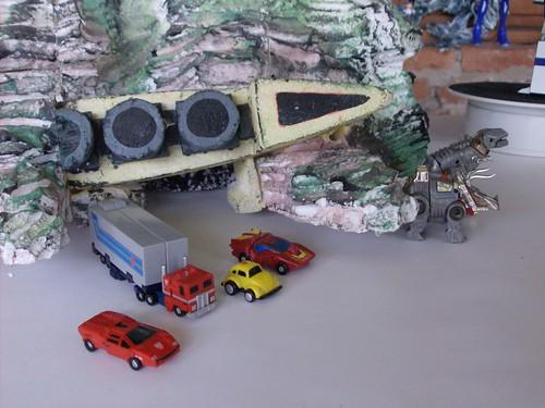 Exhibición de figuras de acción y modelos a escala (28-Sep-2008)