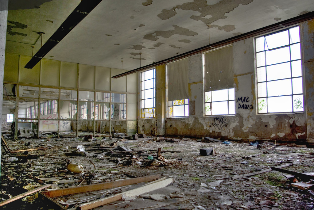 DPS Book Wasteland