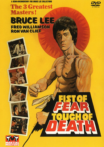 1980 - fist of fear touch of