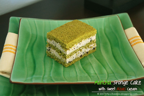 GreenTeaAzukiCake_th