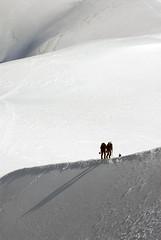 valle blanche #14 (Andrea Casarino) Tags: courmayeur valledaosta aiguilledumidi valleblanche