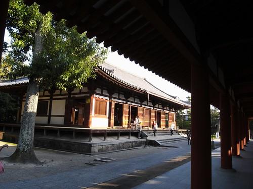 薬師寺(東院堂)