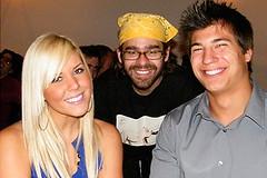 Jade, Chef Vinny Dotolo, Cody by MyLastBite.com