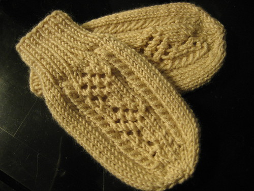 Baby Mittens by you.