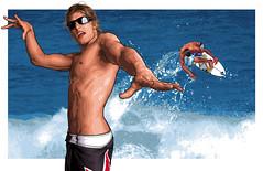 Oakley Bruce Irons Art 2 [Ad 18] (Mel Marcelo) Tags: sunglasses illustration poster artwork surf vectorart ad surfing shades oakley grafx adobeillustrator magazinead prosurfer bruceirons paulschulte melmarcelo meltendo mpyregraphics melitomarcelo