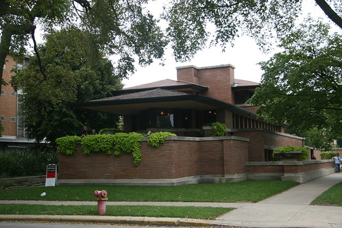 Robie House by you.
