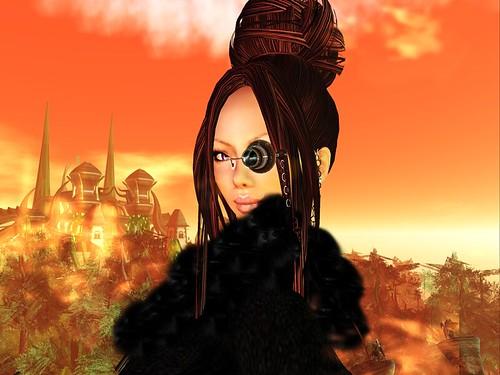 Aya w/Guildio{OZ} in Magic of Oz