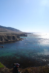 looking south from Ft. Ross (ledges) Tags: williamscollege ftross californiafieldseminar williamsmysticfall2008
