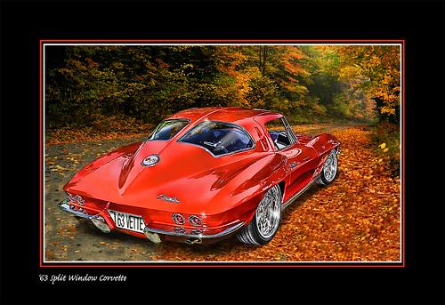 1963 Corvette Split Window (by MidnightOil1)