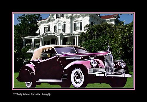 1941 Packard Darrin - One Eighty (by MidnightOil1)