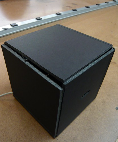 The black box: closed