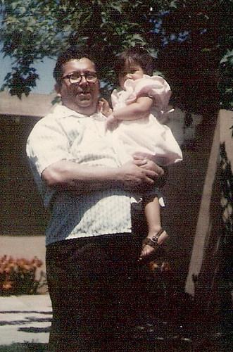 .Me and Grandpa.