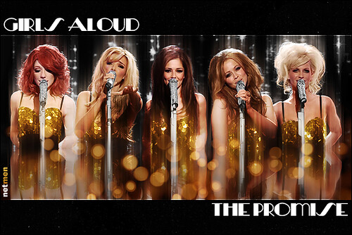 Girls Aloud - The promise (netmen.)