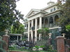 The Haunted Mansion (partyhare) Tags: california house disneyland disney ghosts hearse hauntedmansion neworleanssquare