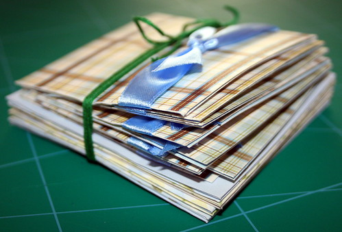 Cards & Envelopes Set