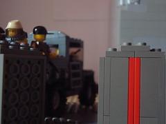 Scene1 Leaving 3 (Skinny Boy) Tags: lego odd gasmasks postapoc