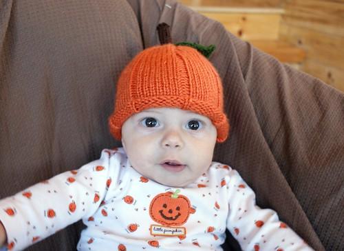 Logan's First Halloween