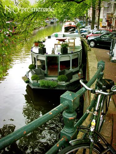 你拍攝的 AMSTERDAM 市区 13。