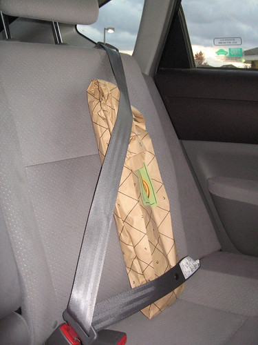 Keeping the bread safe