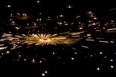 Wheel of fire (TheZionView) Tags: copyright india festival lights sigma cracker diwali 70300mm tamilnadu hosur d40 prabeesh thezionview prabeeshphotography