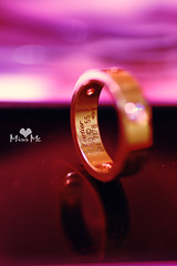 (D o u b l e y o u) Tags: pink love cartier ring  foucs